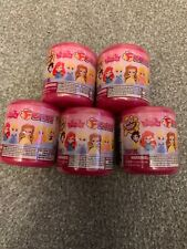 Disney Princess Fashems x5 Blind Capsule Official sealed