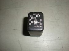 Omron Model G3F-203S Solid State Relay - 3-28VDC Activation - Tests OK with Load