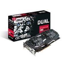ASUS Radeon RX 580 4GB Dual Graphics Card