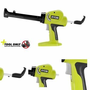 POWER CAULK ADHESIVE GUN 18 Volt Variable Speed Force Seal Puncture Tool Only