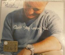 PHIL COLLINS CAN'T STOP LOVING YOU CS SINGOLO SIGILLATO
