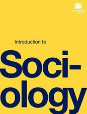 Introduction to Sociology, Openstax College, Good Book
