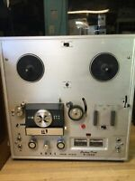 Vintage AKAI X-150D Solid State  Deck Reel To Reel - PARTS ONLY - UNTESTED