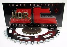 Honda CRF80,  XR80,  JT Chain and Sprocket Set