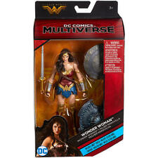 "WONDER WOMAN ( 6"" ) TOYS "" R "" US ( 2016 ) DC COMICS MULTIVERSE ACTION FIGURE #1"
