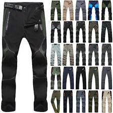 Мужские брюки карго, боевые, Пешие прогулки Открытый тактический скалолазание походов рабочие брюки