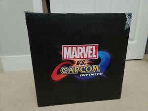 Marvel vs Capcom Infinite Collector's Edition Sony PlayStation 4 PS4 Game New