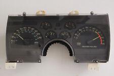 90-92 Chevy Camaro Cluster 110 mph Speedometer V8 RS 260k Factory Original