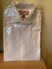 Thomas Pink White  Mens Shirt Size 15.5 Collar. New With Tags