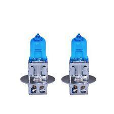 kit 2 lampadine luce bianco ghiaccio 4200K tipo H3 12V 55W SIMONI RACING