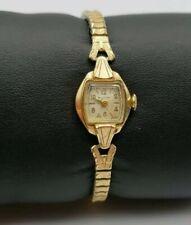 Bulova L3 Golden Mechanic Watch, Model 0005791 #79