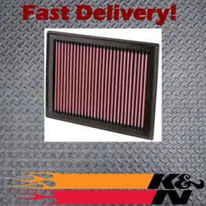 K&N 33-2409 Air Filter suits Renault Koleos XZG 2TR 700 702 703