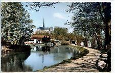 CP 80 SOMME - Amiens - Bords de la Somme vers la Cathédrale