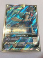FULL ART Primarina GX SM39 SM Black Star Promo HOLO Pokemon Card EX-NEAR MINT