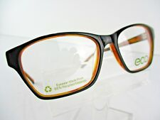 Earth Conscious Optics (ECO) Mod 1107 (BLKTT) Blk. /Tort.52  X 15 Eyeglass Frame