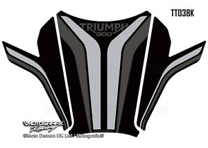 Triumph Tiger 900 2020 - 2021 Motorcycle Tank Pad Protector Paint Protection