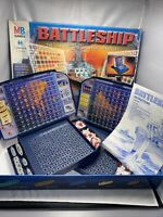 MB Games Vintage 90's Battleship Board Game Complete 1999 Version Great Fun Gane