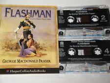 Flashman - George Macdonal Fraser Cassette Tape Set