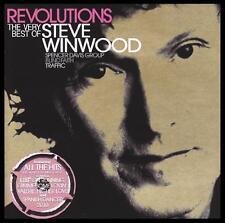 STEVE WINWOOD - REVOLUTIONS : BEST OF CD ~ BLIND FAITH~SPENCER DAVIS GROUP *NEW*