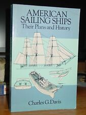 American Sailing Ships: Their Plans & History, Fishing Schooners Clippers Pinkys