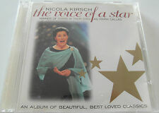Nicola Kirsch - Voice of a Star ( CD Album 2000 ) Used Very good