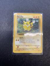 Pikachu 60/64 Jungle Pokemon Card