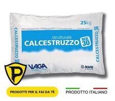 Calcestruzzo strutturale Vaga-mapei (rck 30 N/mm2) cemento armato pronto 25kg