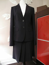 Original Strenesse Kostüm Anzug Jacke Blazer Rock Hose Gr 36 top Zustand!