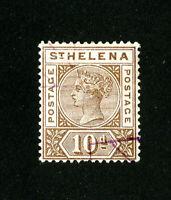 St Helena Stamps # 46 VF Used Scott Value $72.50