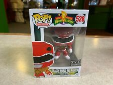 Funko POP! Power Rangers FYE DRAGON SHIELD RED RANGER #528