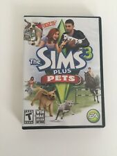 The Sims 3 Plus Pets PC Mac Expansion Pack