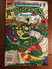 TEENAGE MUTANT NINJA TURTLES ADVENTURES # 18 VF NEWSSTAND ARCHIE COMICS 1991
