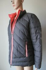 HV Polo, sportlich, schicke Damenjacke, gesteppt, Farbe graphit, Größe XXXL