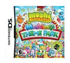 Moshi Monsters: Moshlings Theme Park (Nintendo DS, 2012)