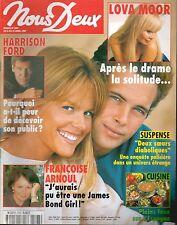 ▬► NOUS DEUX 2597 Lova Moor_Harrison Ford_Françoise Arnoul