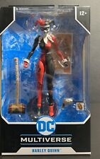 McFarlane Toys DC Multiverse Harley Quinn Classic 7-inch Action Figure *NEW*