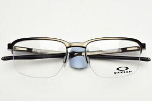 Oakley CATHODE OX 3233-0252 Eyeglasses Frame 52-18-138 Pewter