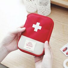 Home Survival Medicine Case Bag New Portable Outdoor Camping First Aid Kit