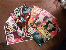 BLACK CANARY #1-5, 7, 8 & 12 8-Issue Lot- Fletcher, Wu & Loughridge*NEW+NM/MINT!