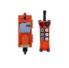 Hoist Crane Radio Industrial Wireless Remote Controller 1 Transmitter&1 Receiver