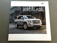 2019 Cadillac Escalade 36-page BIG Original Car Sales Brochure Catalog - ESV