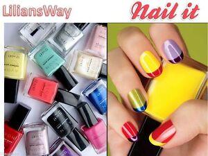AVON Nailwear Pro Nail Enamel/Gel Finish/Speed Dry~CLEARANCE+FREE P&P~L@@K