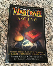 WarCraft Archive [World Of Warcraft] Used Book Good Condition