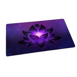 Black Lotus Playmat Fabric - Unique Artwork Great For MTG -  Magic the gathering
