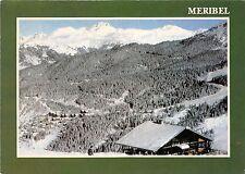Br14955 La Sation et le Mont Blanc Meribel France