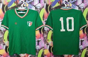 Mexico National Football Team 1978 1979 Shirt Soccer Jersey Retro Adidas Mens M