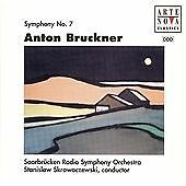 Anton Bruckner : Symphony No. 7 (Saarbrucken Rso, Skrowaczewski) CD (2001)