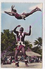 CPSM AFRIQUE AFRICA Danseurs acrobatiques Edt ROBEL