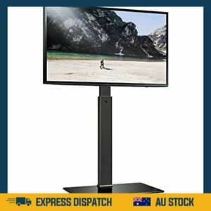 Mobile TV Stand with Lockable Wheels for 32-65 Inch LCD LED OLED Plasma tv | AU