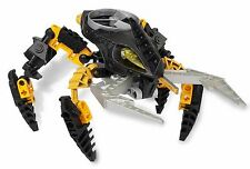 Lego 8744 Bionicle Metro Nui Visorak Oohnorak  complet à 100 % de 2005